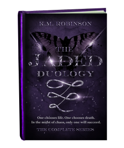Jaded Duology in book form-final