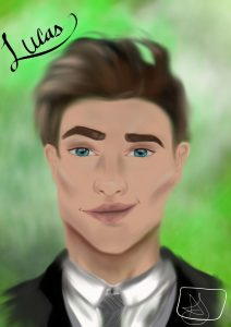 Lucas from Jaded by K.M. Robinson copy