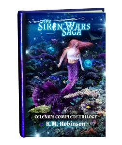 Siren Wars Celena's Trilogy in book form-final copy SMALL