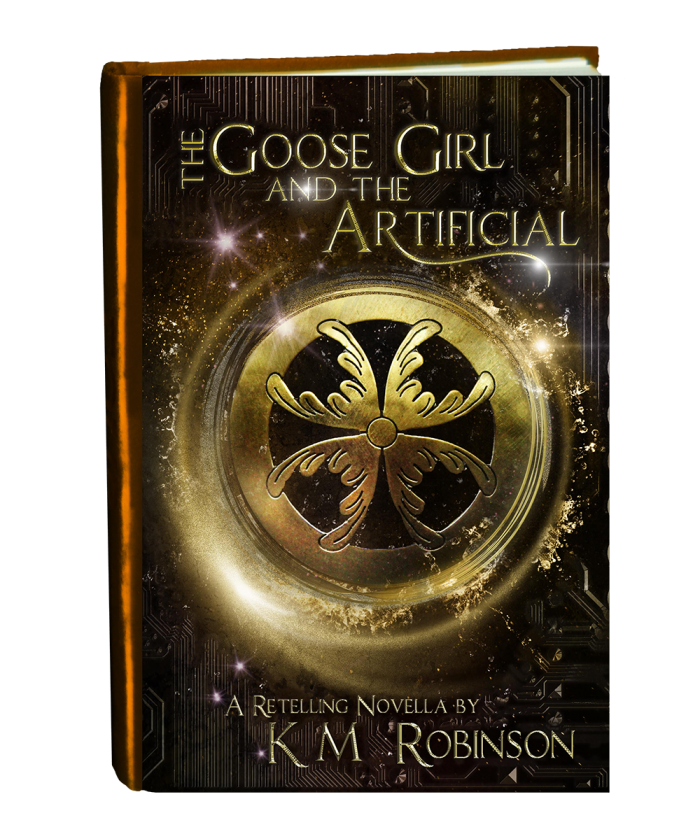 The Goose Girl and the Artificial REAL in book form-final copy SMALL