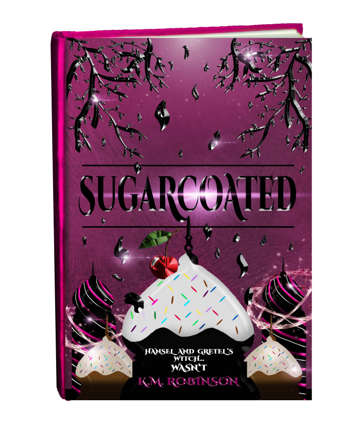 Sugarcoated in book form-final