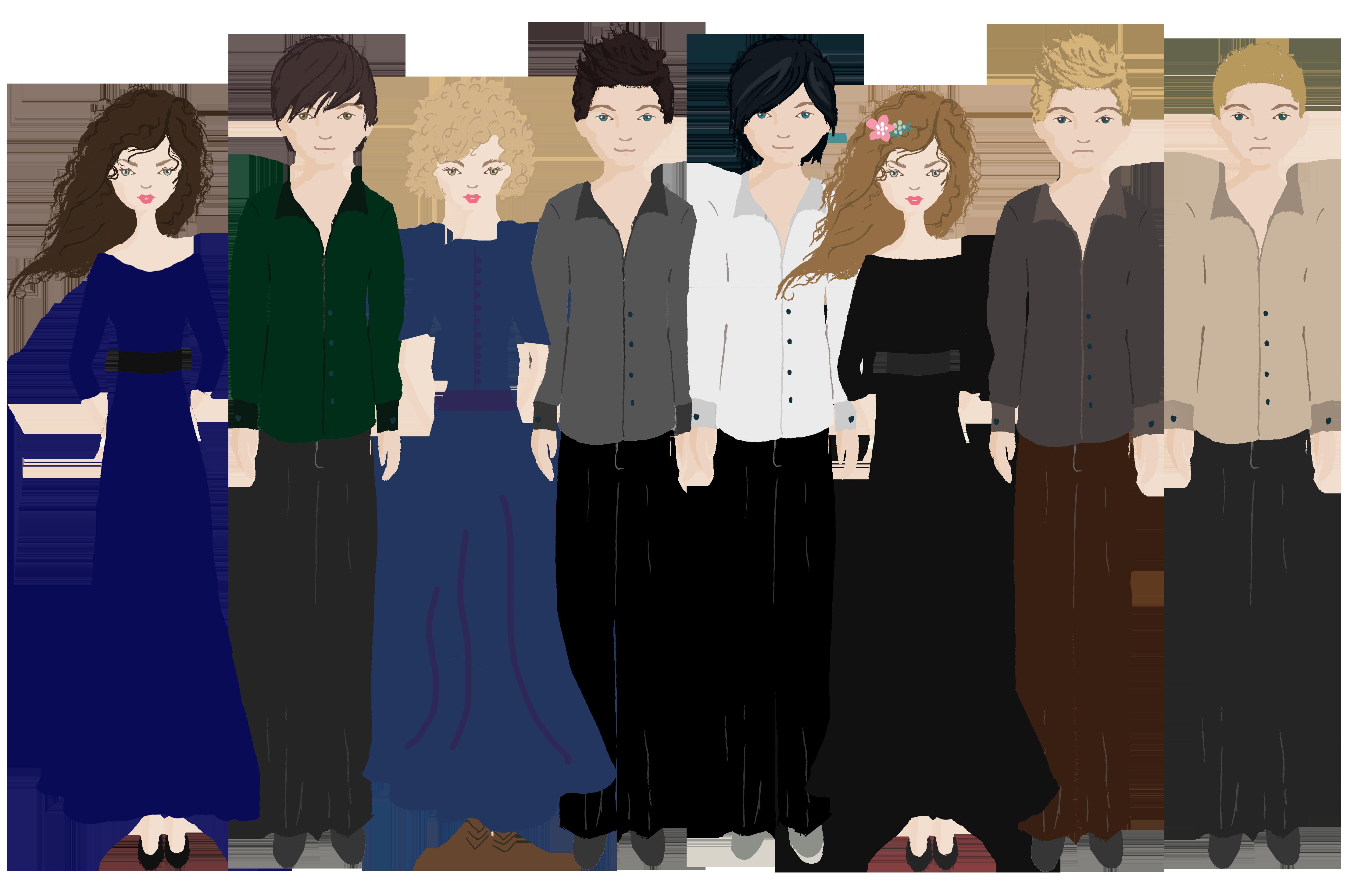 Golden cast 3