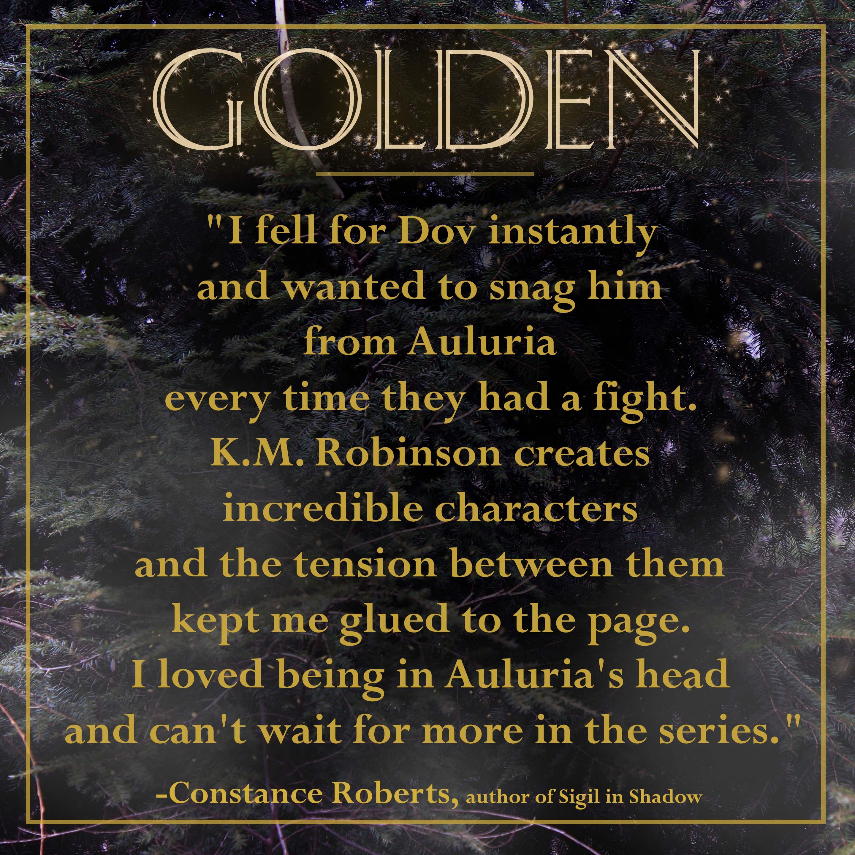 golden author quote-connie