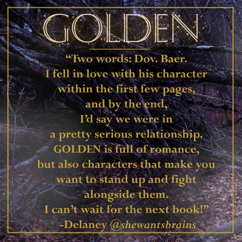 golden fan quote-delany