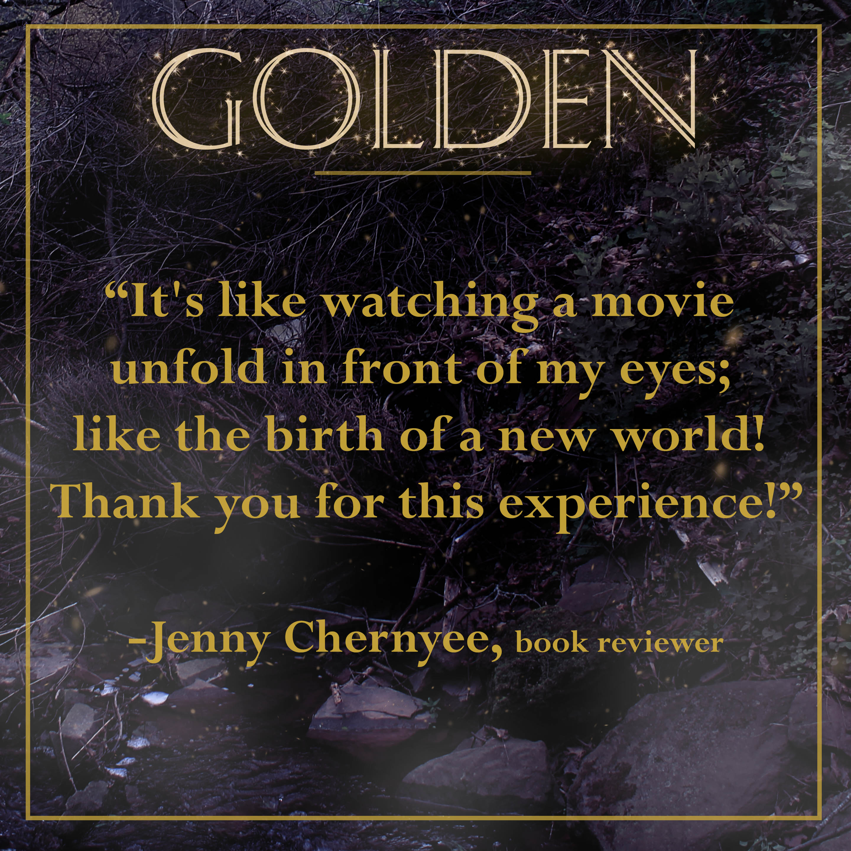 golden fan quote-jenny