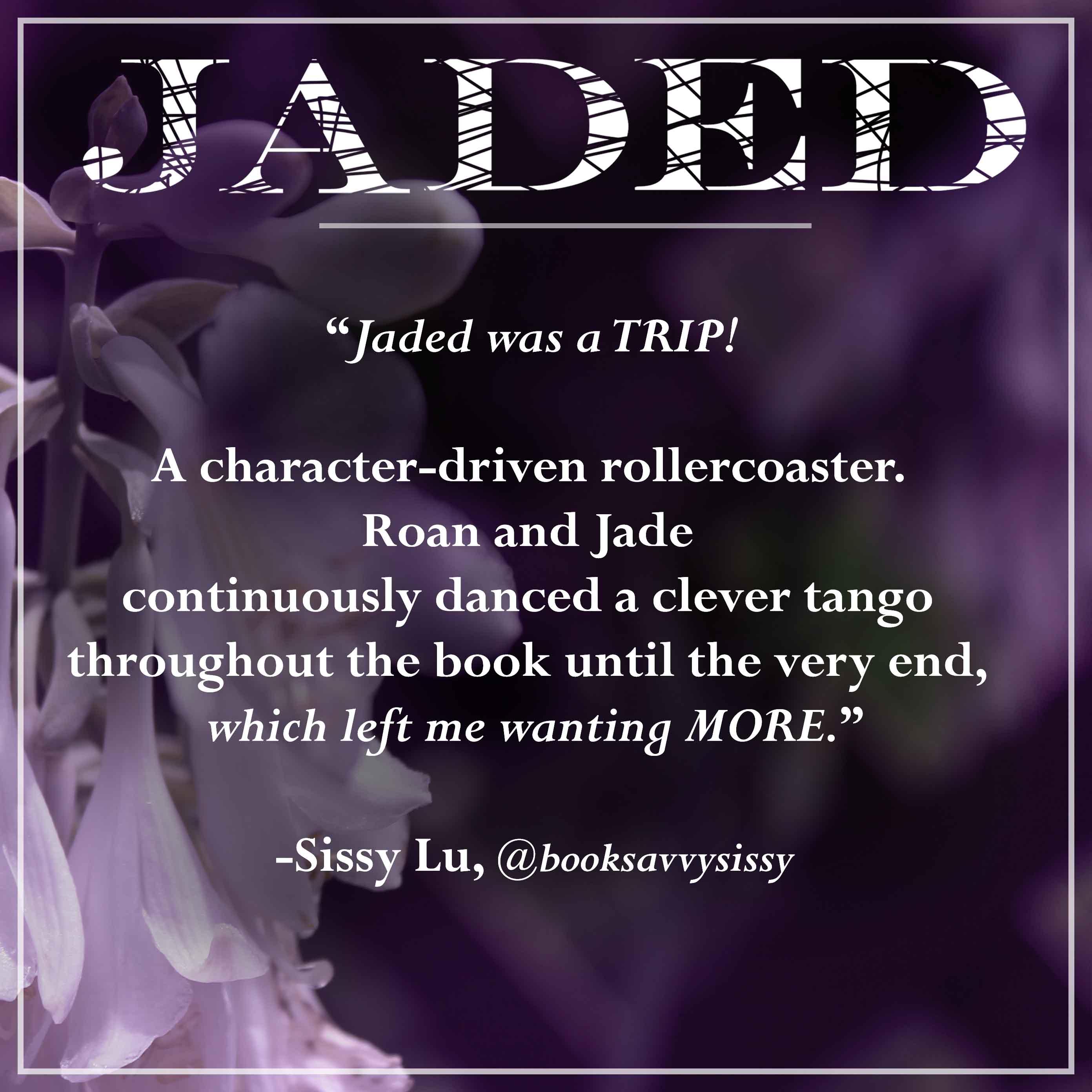 jaded fan quote-elissa
