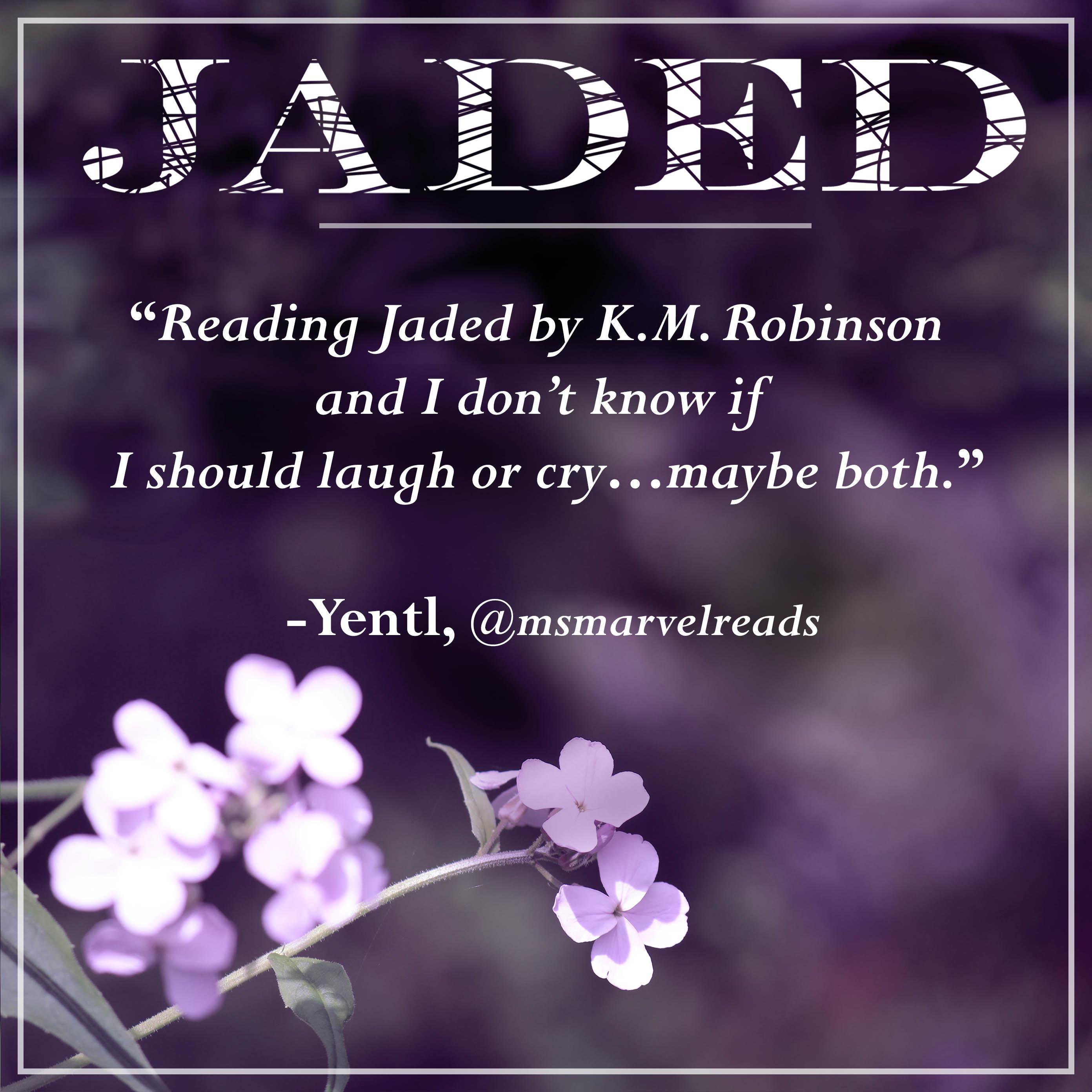 jaded fan quote-yentl 4